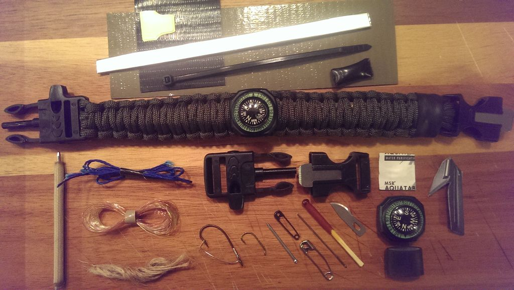 How To Make a Bugout Survival BraceletSurvival Ready Blog